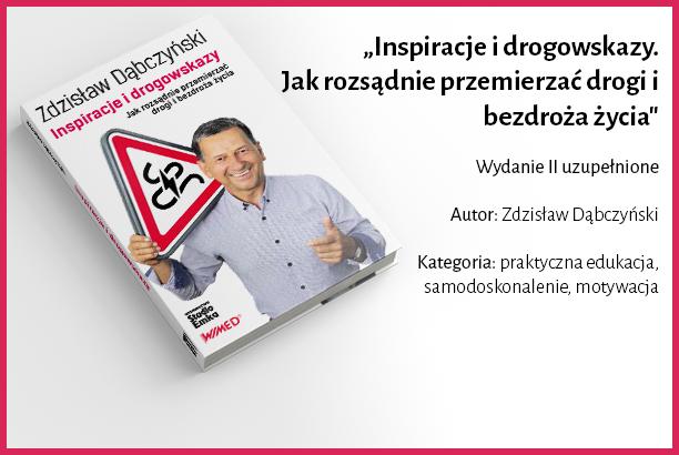 Inspiracje i drogowskazy, wyd. II uzupełnione, Z. Dąbczyński