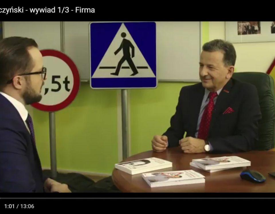 Wywiad. Zdzisław Dąbczyński. Inspiracje i drogowskazy.