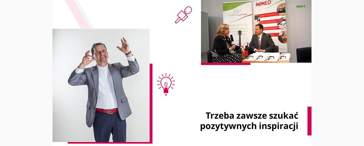 Porażki w życiu są nieuniknione. Szukaj w nich inspiracji. Zdzisław Dąbczyński.