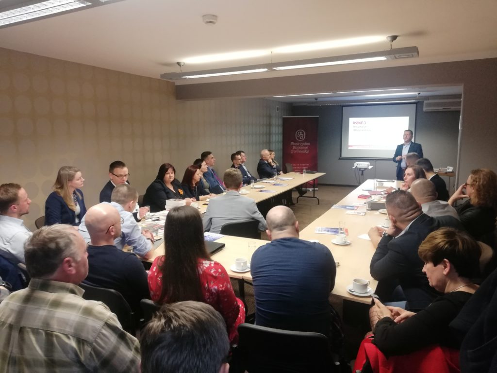 Zarządzanie emocjami w życiu i biznesie. Prezentacja dla Towarzystw Biznesowych SA w Tarnowie