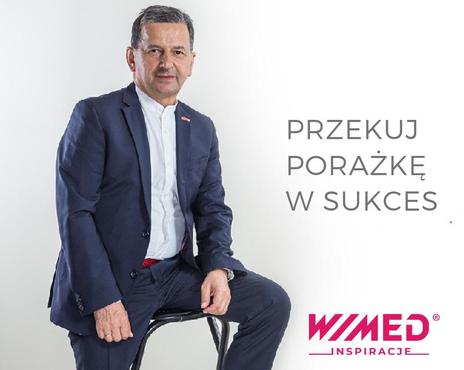 Inspiracje. Przekuj porażkę w sukces. Zdzisław Dąbczyński